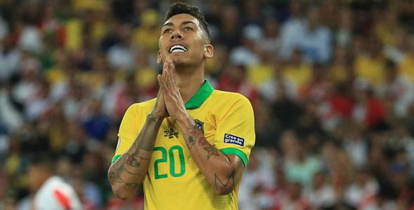 巴西欲奏胜利之「哥」 - 足球情报
