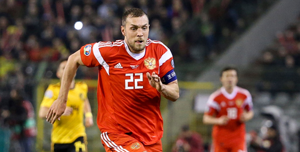 俄罗斯出征「格」杀勿论 - 足球情报