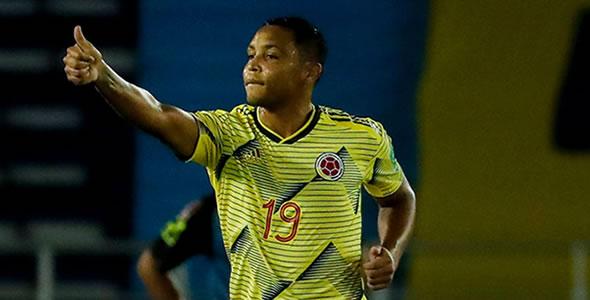 智利硬撼哥伦比亚 - 足球情报