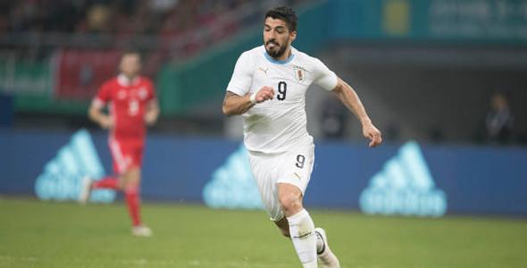 乌拉圭食硬乌兹别克 - 足球情报