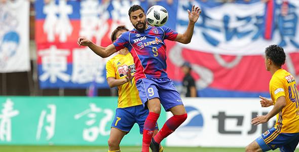 疲软FC东京亚冠老危 - 球员杂志